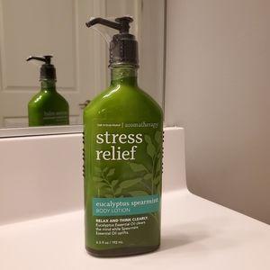 Bath & Body Works Stress Relief Body Lotion